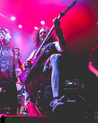 Hateful Agony || 10.03.2020 || Backstage München