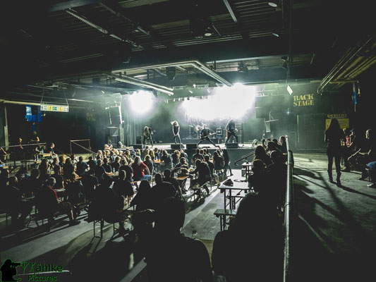Décembre Noir || Abstandskonzert || 26.06.2021 || Backstage München