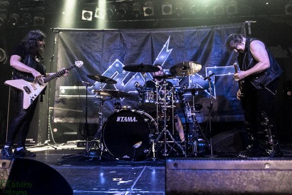 Raven || 21.12.2017 || Backstage München