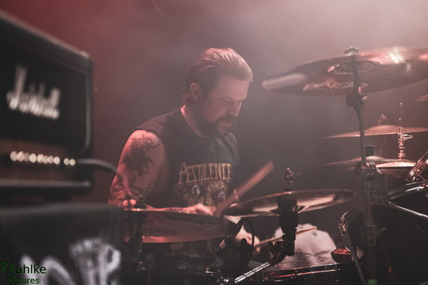 Lik | Dark Easter Metal Meeting 2019 | Backstage München