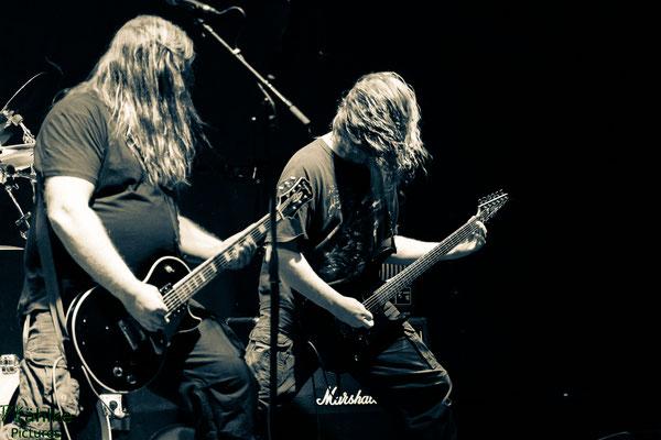 SCARS || 04.10.2018 || Backstage München