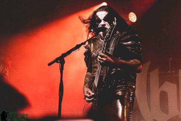 Abbath || Outstrider Tour 2020 || 05.02.2020 || Backstage München