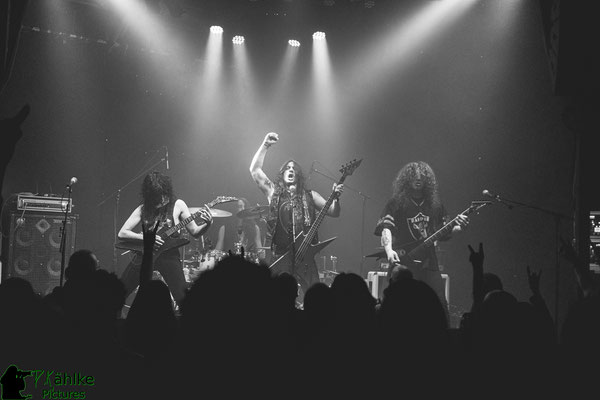 Schizophrenia || Descend Into Madness Tour 2020 || 12.03.2020 || Backstage München