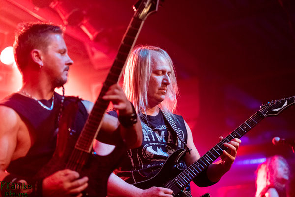 Flotsam and Jetsam || 10.03.2019 || Backstage München