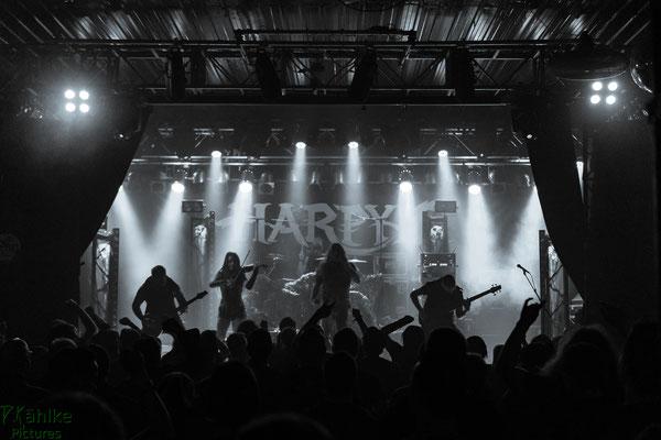 Harpyie || 20.10.2018 || Backstage München