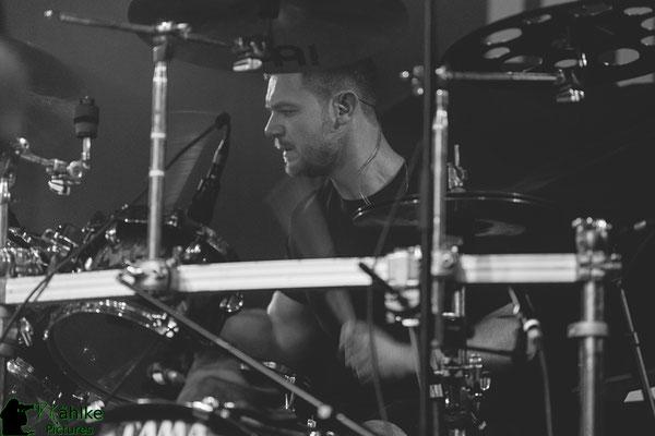 Dyscarnate    MTV Headbangers Ball 2019    Backstage München