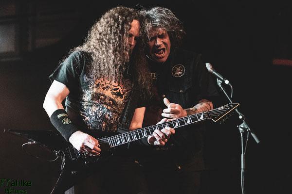 Exodus || 16.12.2018 || Backstage München