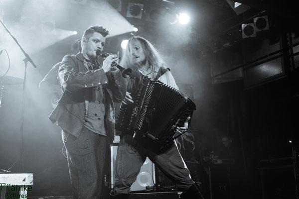 Vroudenspil || 10.11.2018 || Backstage München