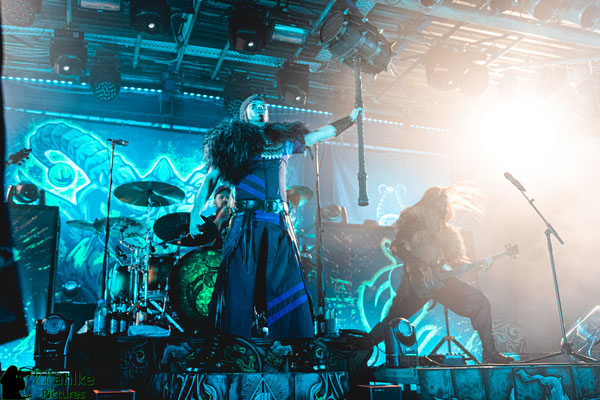 Feuerschwanz || Metfest 2019 || 13.12.2019 || Backstage München