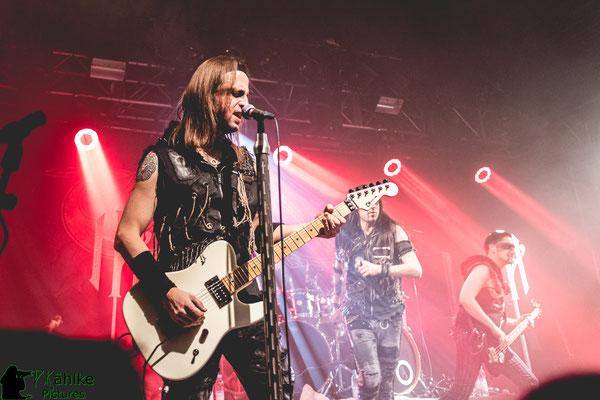 Elvenking || The Pagan Thor - Tour || 20.01.2020 || Backstage München