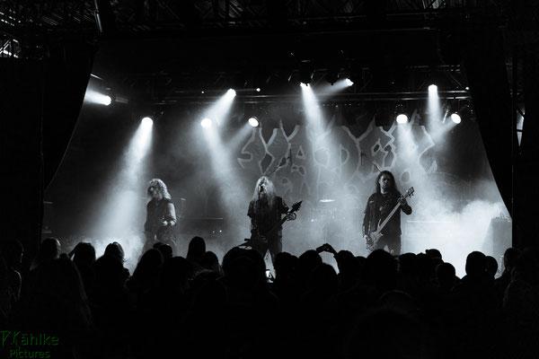 Vader || 22.10.2018 || Backstage München