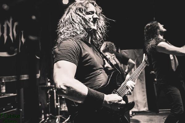 Warbringer || 16.08.2018 || Backstage München