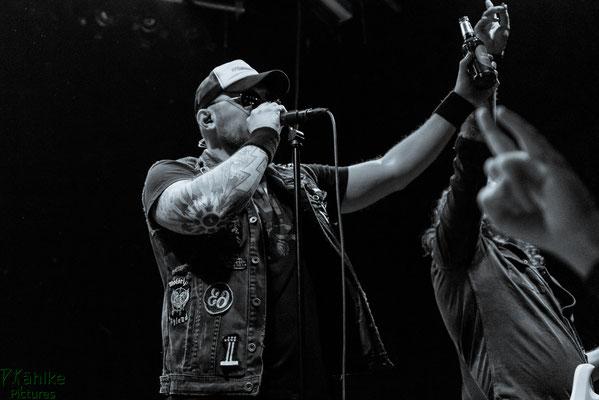 Motorjesus || 04.01.2019 || Backstage München