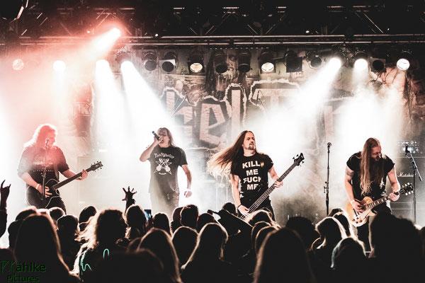 Onkel Tom || 26.12.2018 || Backstage München
