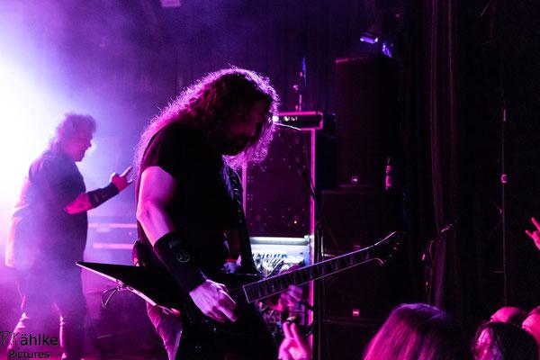 Exodus || 01.07.2018 || Backstage München