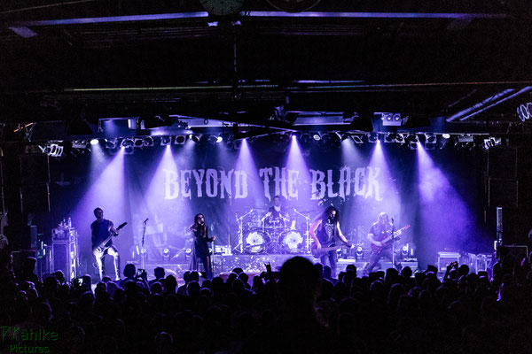 Beyond The Black || 20.09.2018 || Backstage München