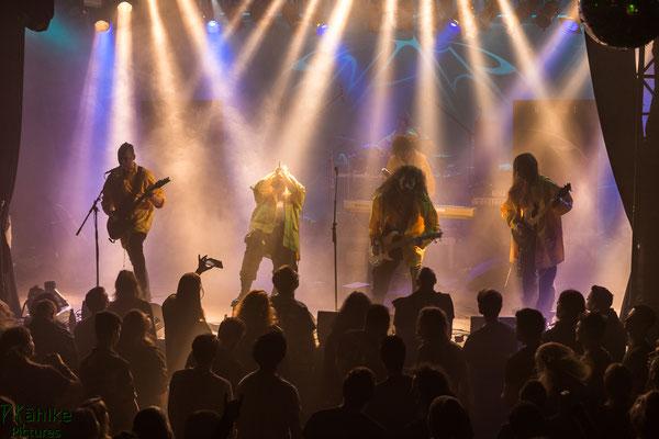 Knaat || 23.03.2018 || Backstage München