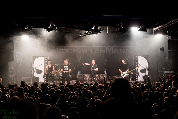Schattenmann || 22.12.2018 || Backstage München