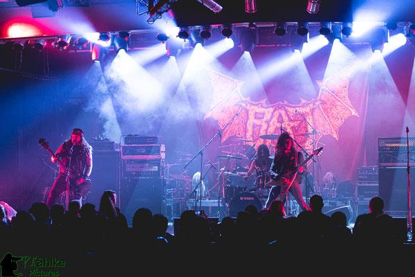 BAT    Campain For Musical Destruction Tour 2020    06.03.2020    Backstage München