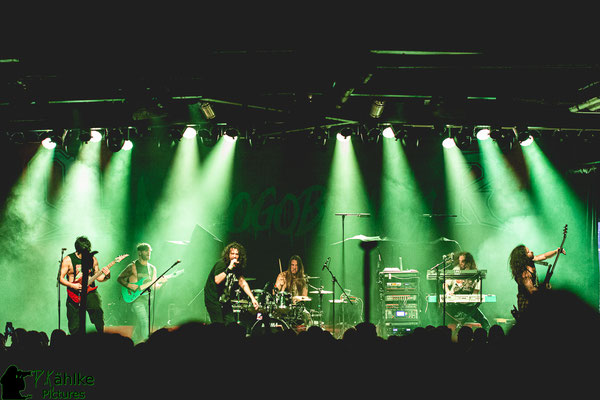 Nekrogoblikon || European Galactic Terrortour 2020 || 25.01.2020 || Backstage München