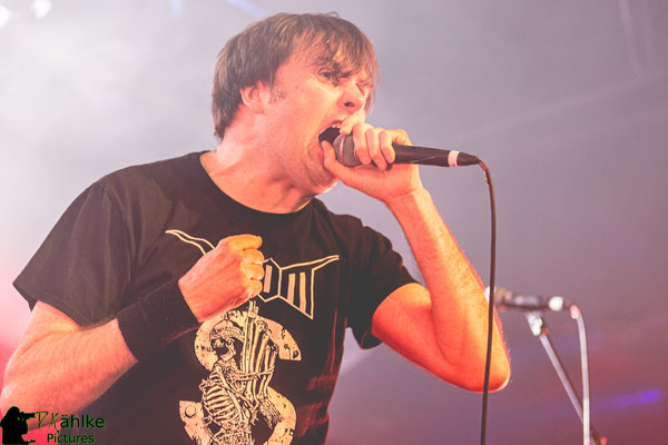 Napalm Death || Campain For Musical Destruction Tour 2020 || 06.03.2020 || Backstage München