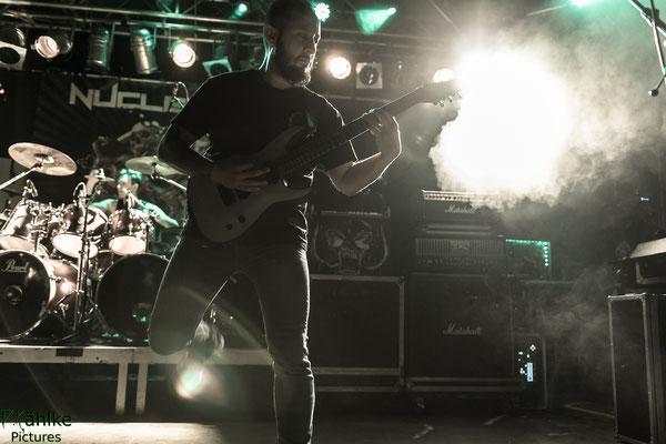 Nucleust || 14.12.2017 || Backstage München