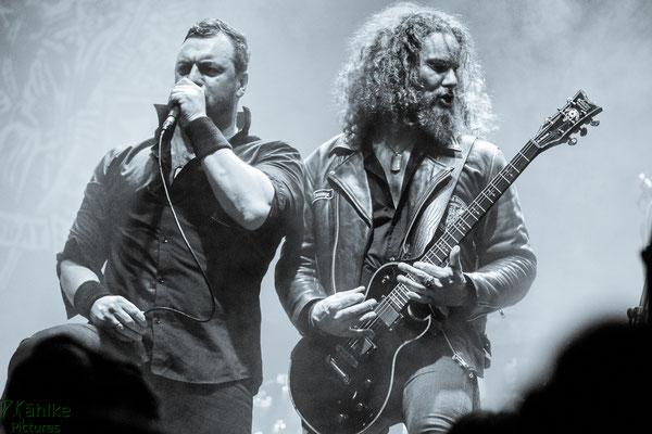 Chrome Division || 11.02.2019 || Backstage München