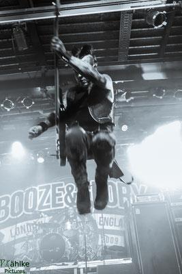 Booze & Glory || 21.01.2019 || Backstage München