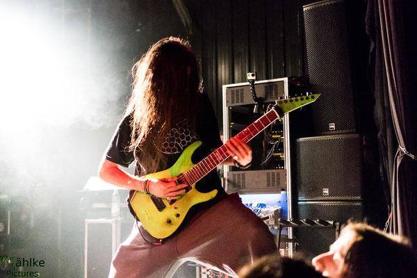 Incite || 14.12.17 || Backstage München