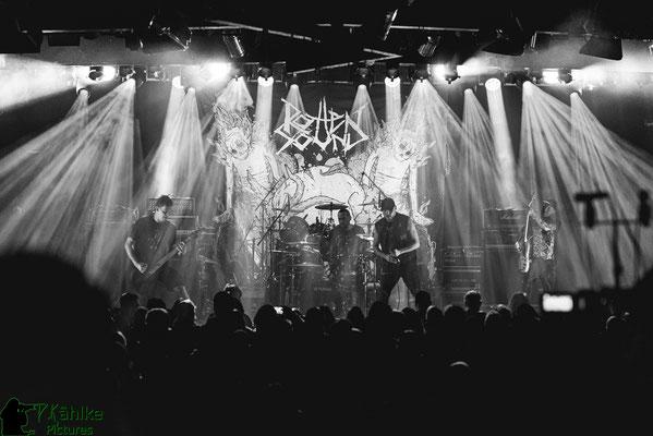 Rotten Sound    Campain For Musical Destruction 2020    06.03.2020    Backstage München