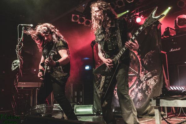 Destruction || 10.03.2019 || Backstage München