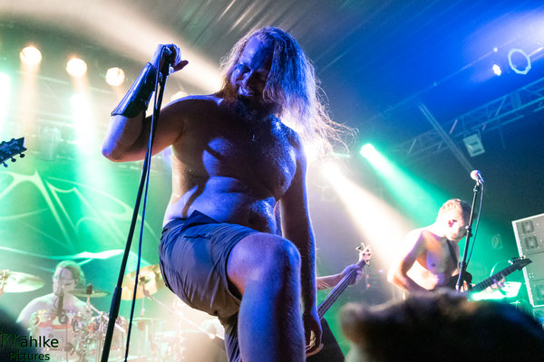 Knaat || 31.07.2019 || Backstage München