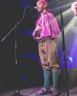 MacCabe & Kanaka || Perlen vor die Säue Tour 2020 || 14.02.2020 || Backstage München