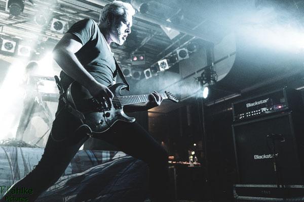Soilwork || 30.01.2019 || Backstage München