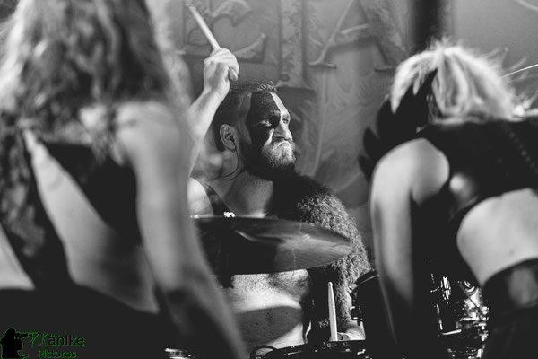 Brothers of Metal || The Pagan Thor - Tour || 20.01.2020 || Backstage München