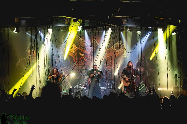 Feuerschwanz || 13.12.2019 || Backstage München