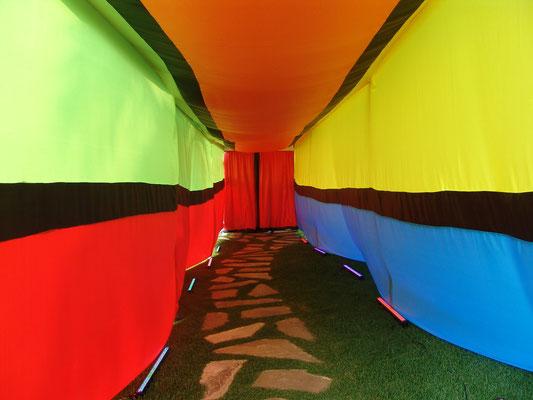 xv años cumpleaños tematico circo fiesta diversion taquilla quinceañera textiles mutti