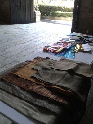 manteleria elegante caminos de mesa organicos