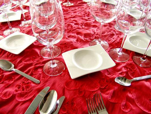 montaje banquetes ambrosia