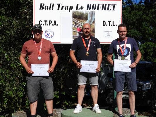 podium séries 3