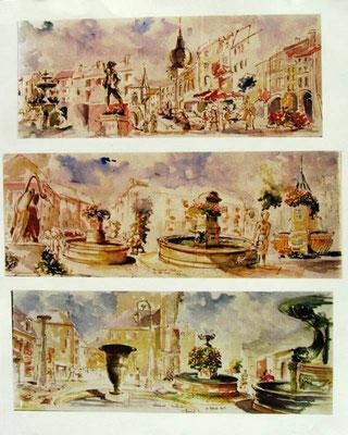 755-   3 bandes dessinées sur Remiremont