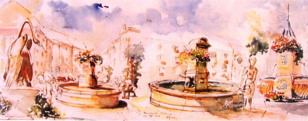 756- Les Fontaines de Remiremont 1