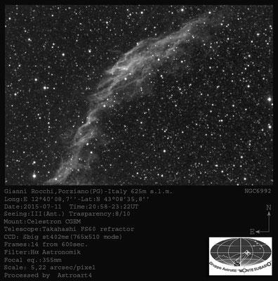NGC6992 11-07-2015