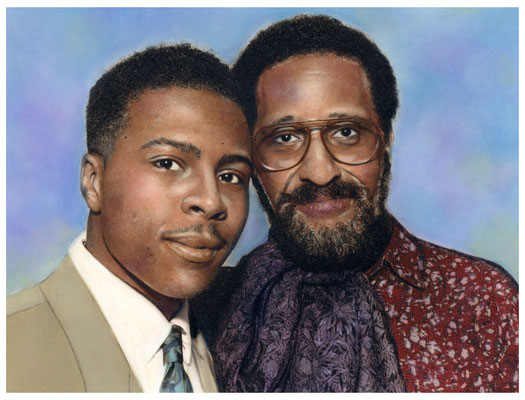 Roy Hargrove and Sonny Rollins