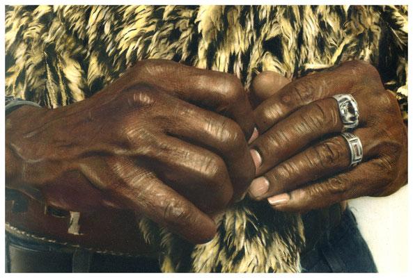 Mahlathini's Hands