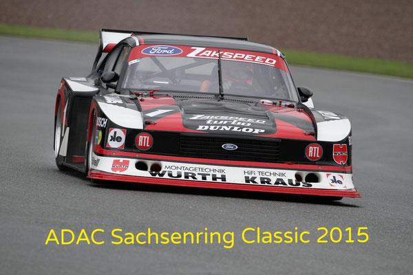 ADAC Sachsenring Classic 2015