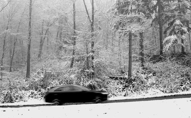 uphill drive