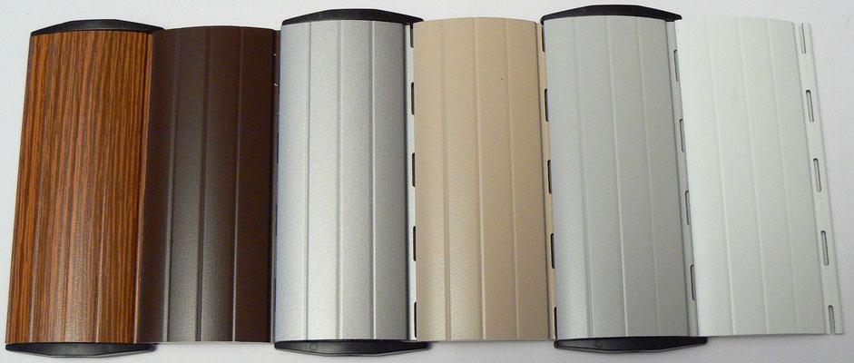 Aluminiumrollläden