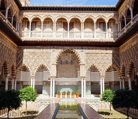 Reales Alcazares > Sevilla