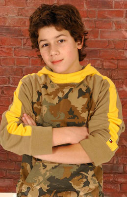 'Nicholas Jonas' photoshoot session, November 2nd 2004  6:06:42 pm. By Anothony Cutajar, NY.